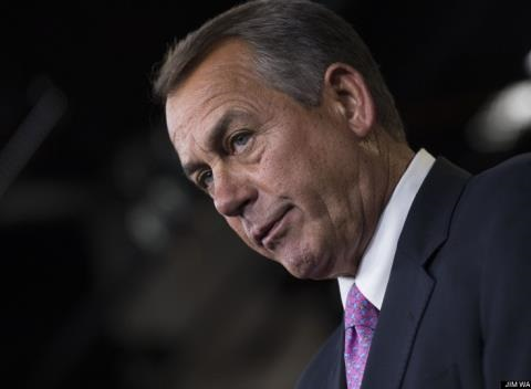 News video: John Boehner Blames Obama For Immigration Reform Delay